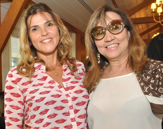 Claudia Lobo e Sumaya Neves