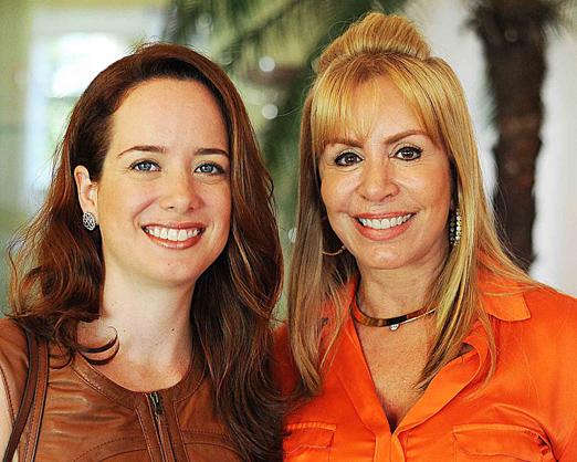 Fernanda Gollo e Marise Gollo