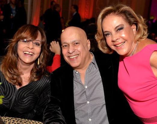 Glória Perez, Luiz Xavier e Regina Rique