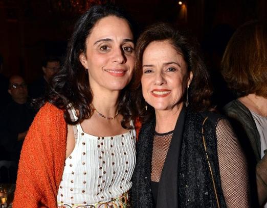 Helena Buarque de Holanda e Marieta Severo