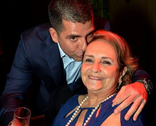 João Ricardo Coelho e Lucinha Araújo
