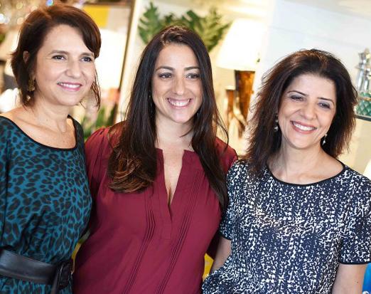 Laura Bezamat, Monica Kochen e Cristina Bezamat