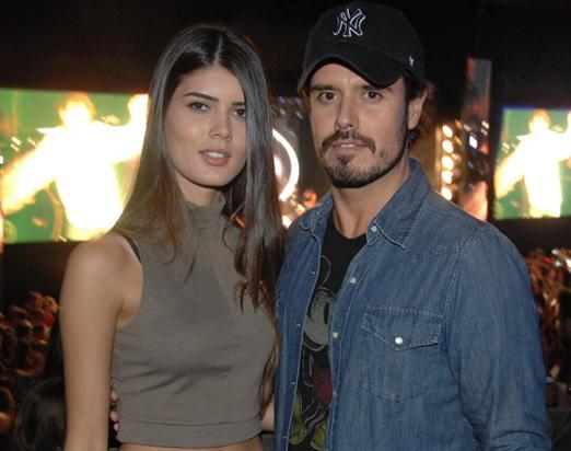 Ligia Saporski e Leo Ribeiro