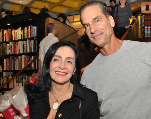 Liliana Rodriguez e Victor Fasano
