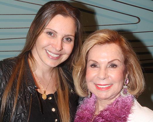 Maisa Vasconcelos e Rachel Gusmão