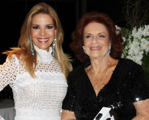 Manoela Ferrari e Eliana Moura