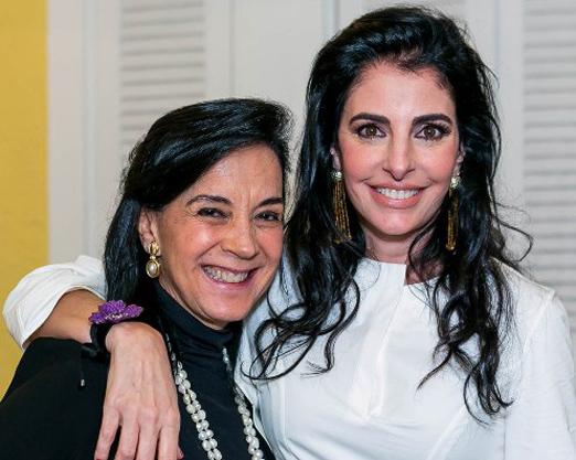 Monica Clark e Antonia Frering