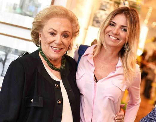 Rosa Kochen e Marcia Meira