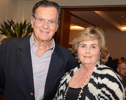 Sergio e Lia Carvalho