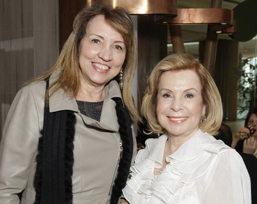 Sumaya Neves e Rachel Gusmão