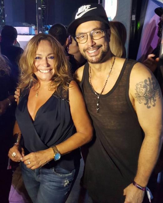 Susana Vieira e Fernando Torquatto