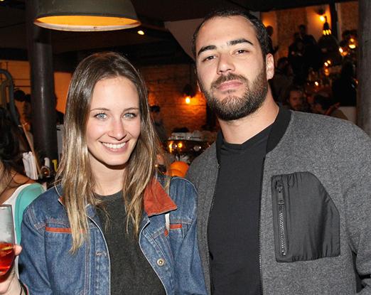 Ana Kurc e Luiz Stockler