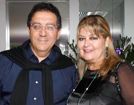 Arthur e Jeannette Sendas