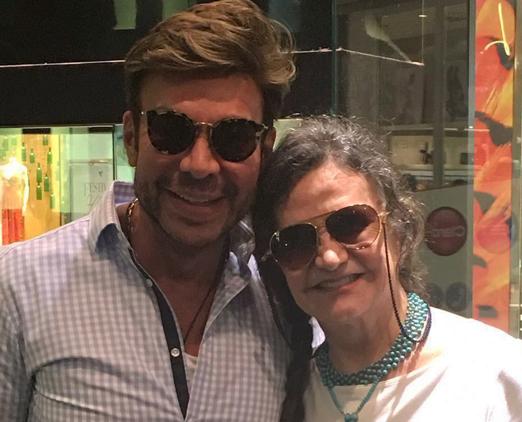 Carlos Rodeiro e Rosamaria Murtinho