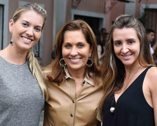 Carol Freitas, Bebel Sampaio e Gabriela Eloy