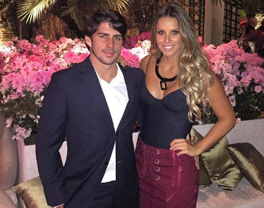 Cayque Costa e Laura Engler