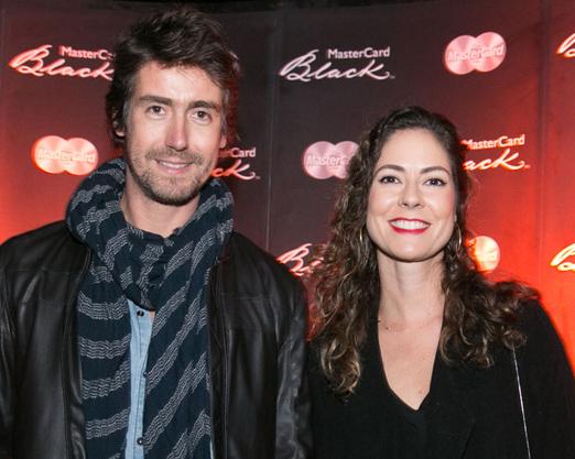 Francisco Almendra e Fernanda Cortez