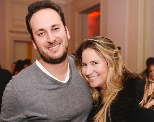 Gabriel Assad e Maria Eugenia Belluca
