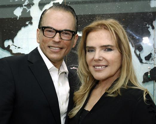 Heckel Verri e Laja Zilberman