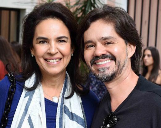 Joy Garrido e Ricardo Melo