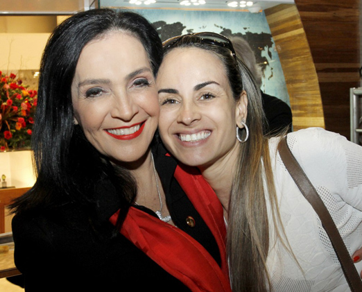 Liliana Rodriguez e Patrice Pessoa