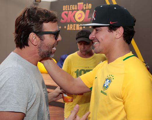 Marcelo Faria e Thiago Martins