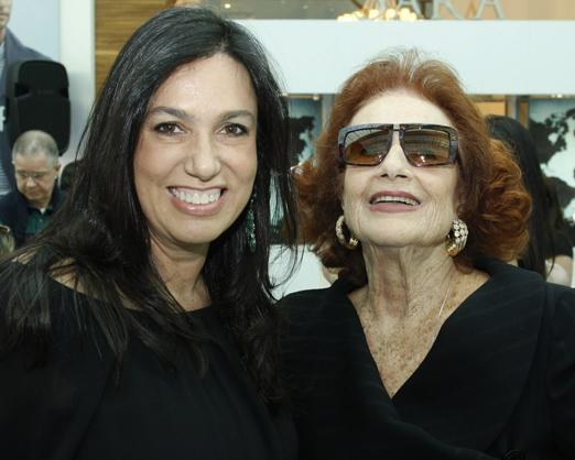 Maria Jose Prior e Eliana Moura