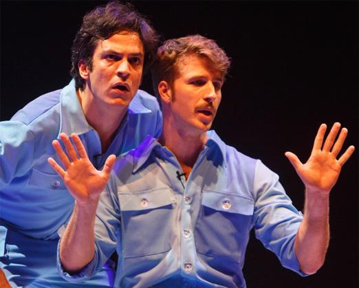 Mateus Solano e Miguel Thiré
