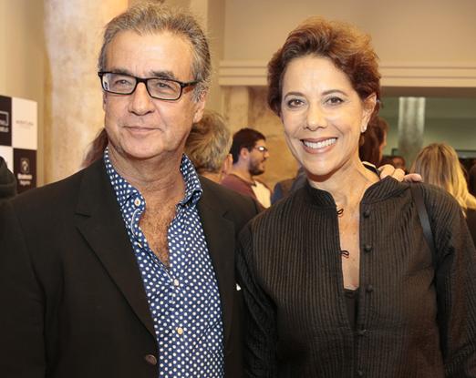 Miguel Paiva e Angela Vieira