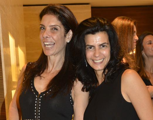 Patricia Brandão e Patricia Cavalcanti