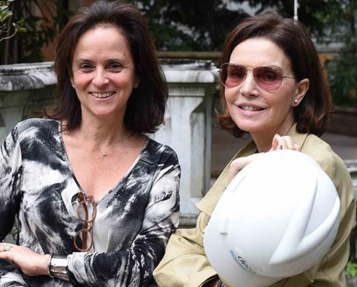 Patricia Quentel e Patricia Mayer
