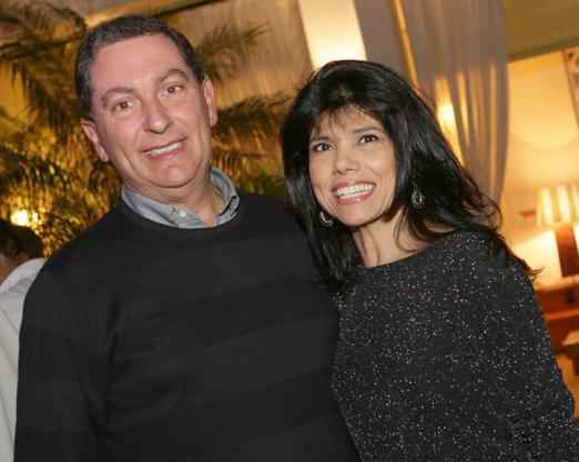 Pedro Pereira e Ana Lucia Antunes