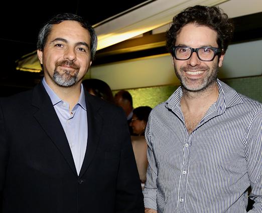 Roberto Torres e Gustavo Zylbersztajn