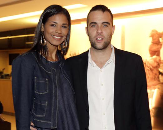 Sayonara Romão e Bruno Beauchamps