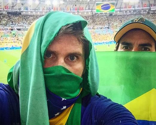 Thiago Gagliasso e Gabriel David