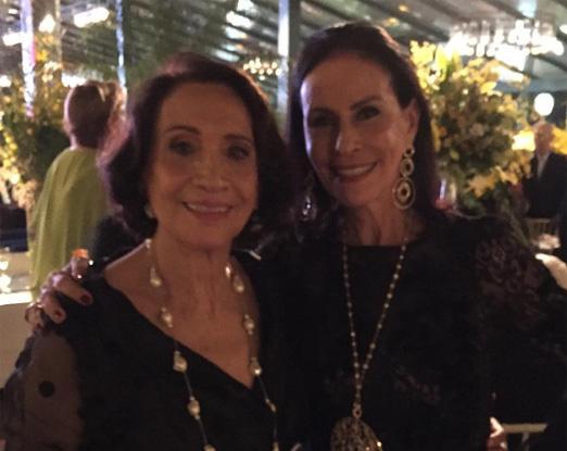 Adir Dora e Beth Pinto Guimarães