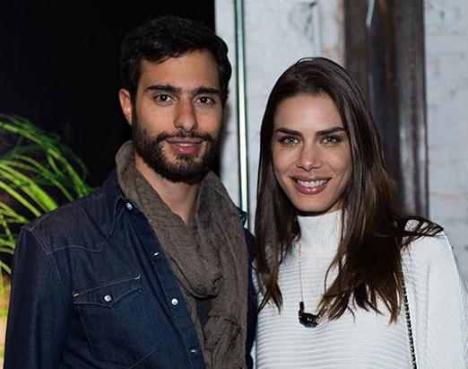 Bruno Wais e Jana Palma