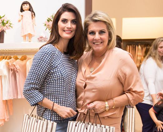 Isabella Fiorentino e Riccy Souza Aranha