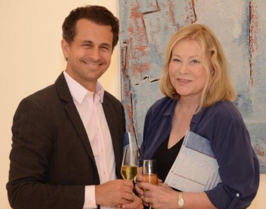 Leonardo Antonelli e Thera Regouin