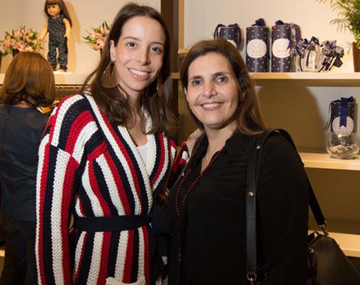 Liana Prado e Patricia Lunardelli