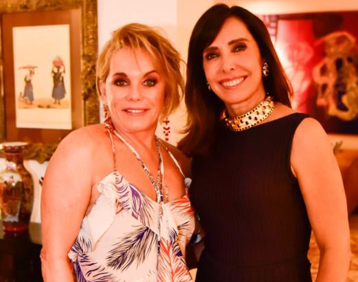Mércia Crema e Cleucy Oliveira