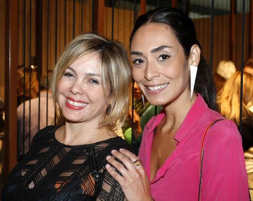 Mercedes Herrera e Karla Ortiz