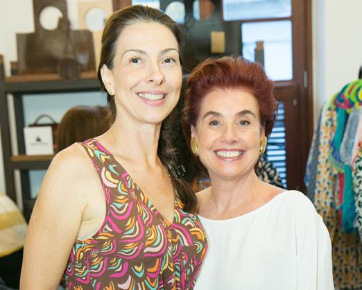 Mylene Peltier e Lenir Lampreia