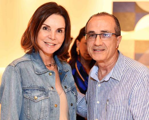 Patricia Mayer e Ronaldo Lo Bianco
