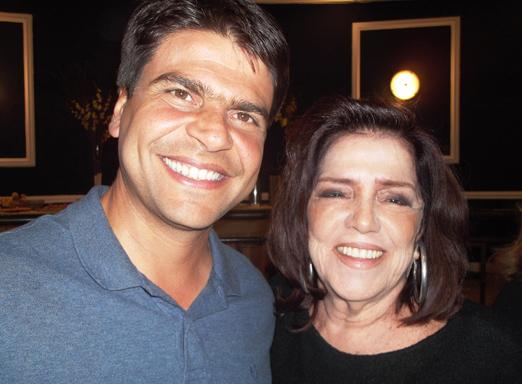 Pedro Paulo e Lucia Leme