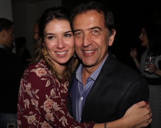 Rebeca Abravanel e Ricardo Almeida