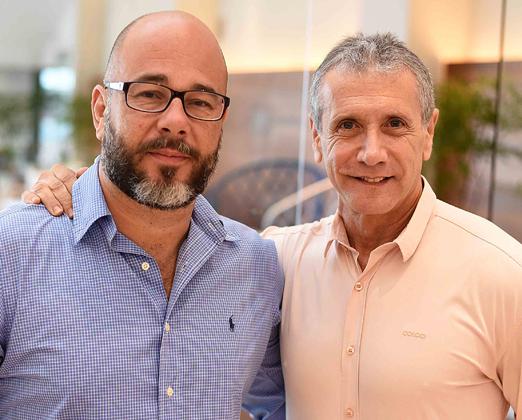 Sandro Ward e Eduardo Pinheiro