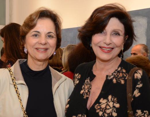 Tite Rego Barros e Vera Silvia Peltier de Queiroz