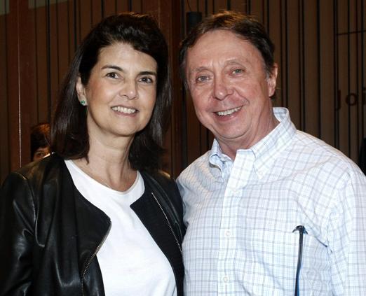 Viviane e Beto Grabowsky