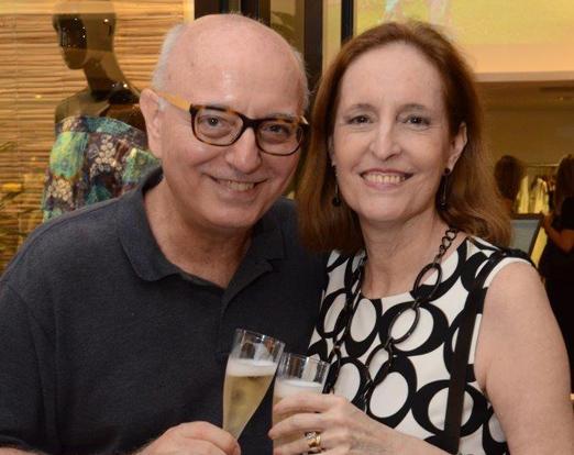 Alberto Sabino e Ady Penteado